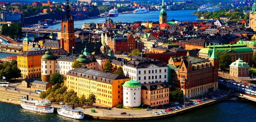 Скандинавский круиз: Рига-Таллин-Хельсинки-Стокгольм-Осло-Копенгаген