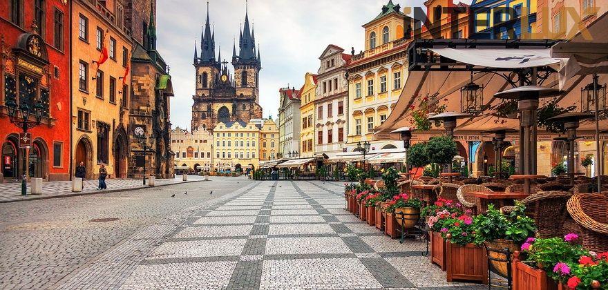 В Прагу на 4 дня