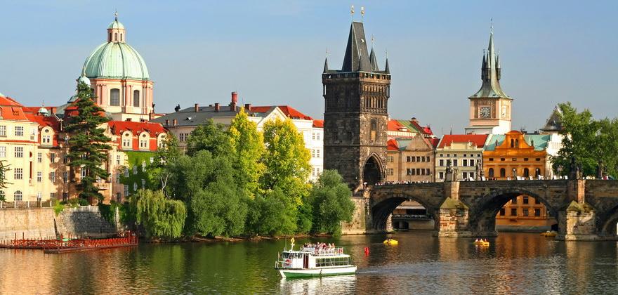 В Прагу на 5 дней