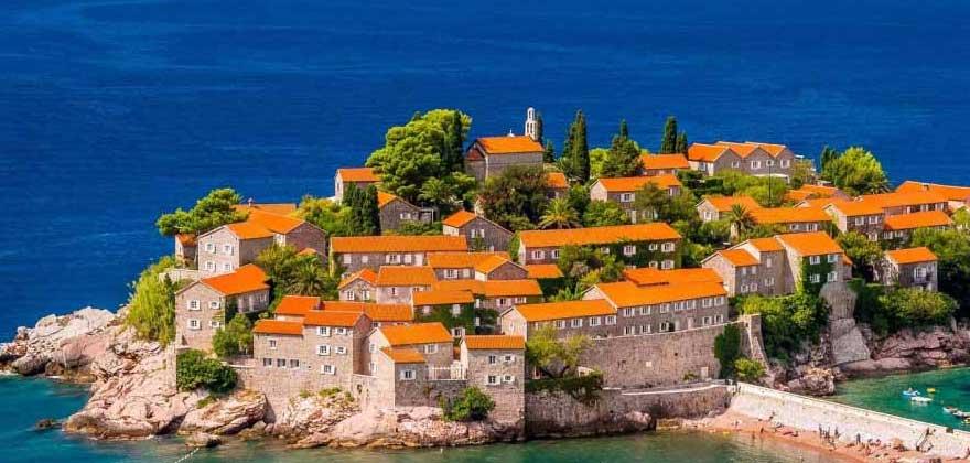 Черногория. Отдых на море и экскурсии по Хорватии и Албании (автобусный тур)