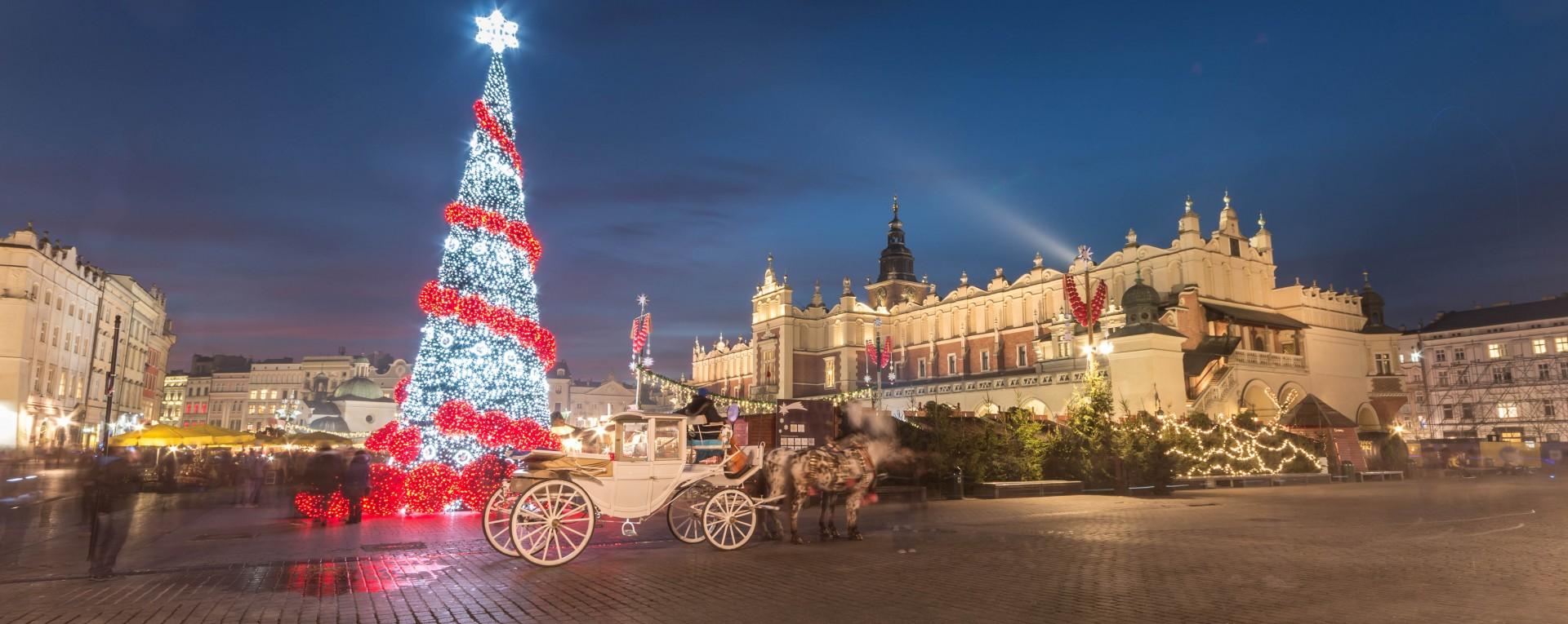 Польша накануне рождества