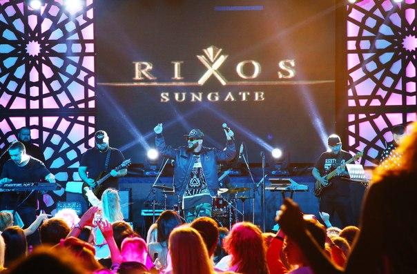 Отель Rixos Sungate 9