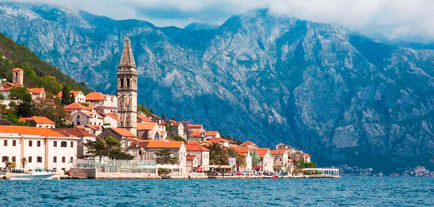 отдых на море в Черногории