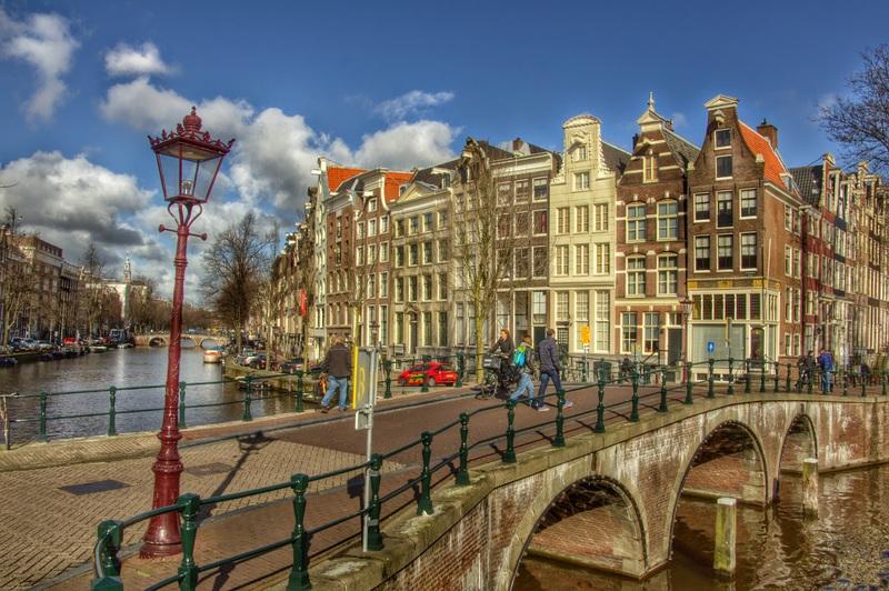 Встретимся в Амстердаме