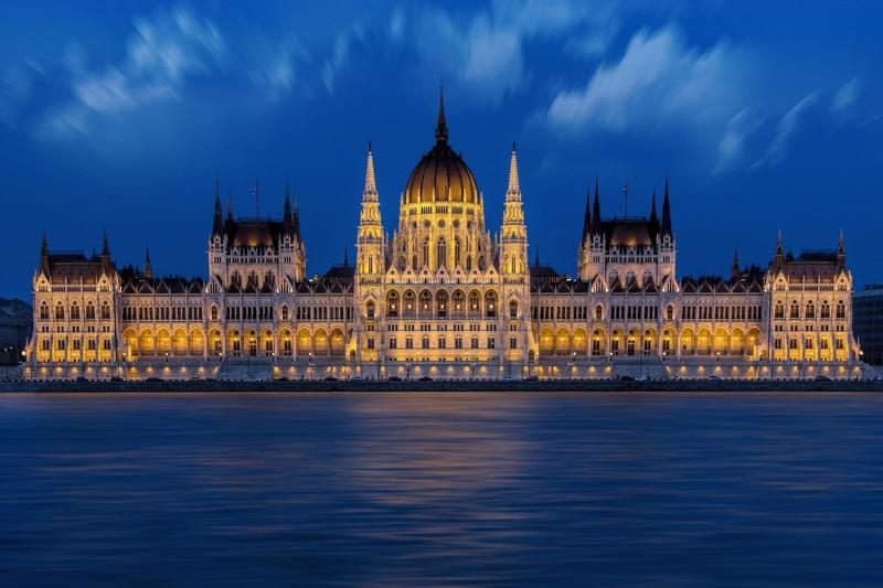 Венгрия – Австрия - Чехия