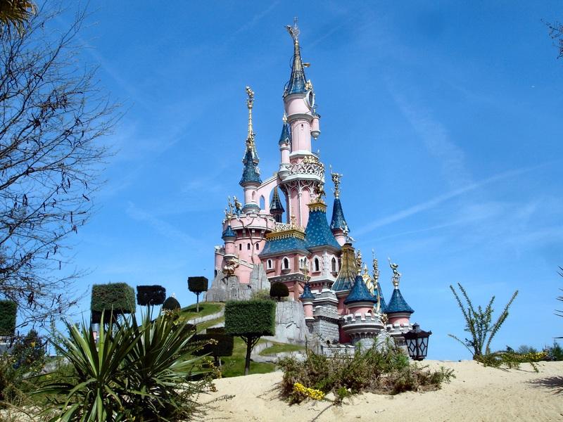 Диснейлэнд Париж