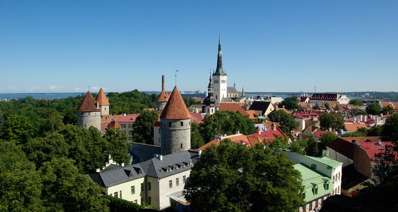 Week-End Таллин – Рига – Юрмала - Вильнюс