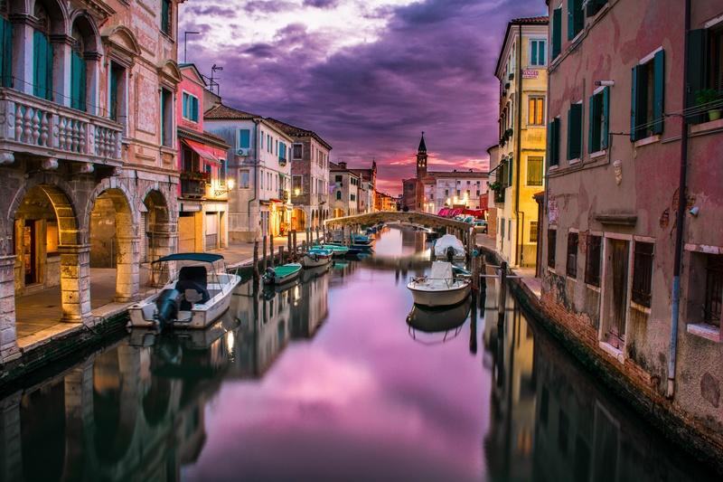 Блистательные города Европы