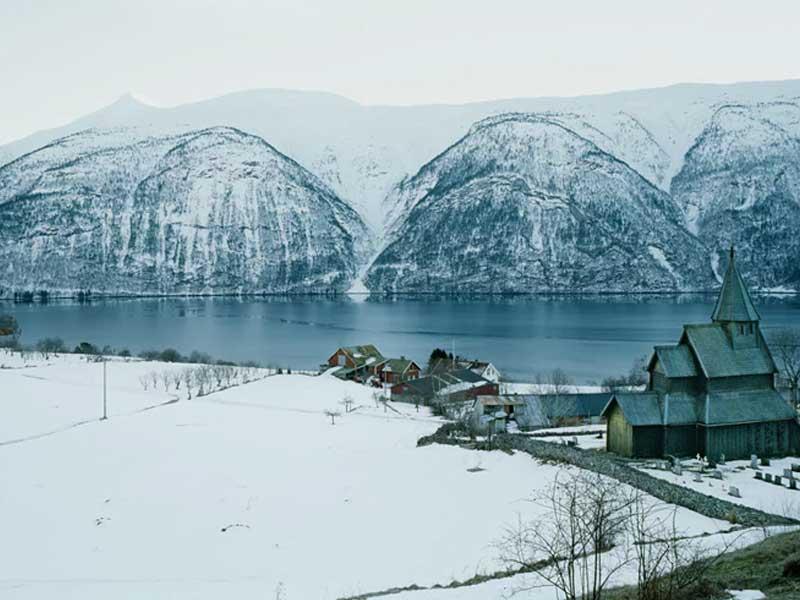 Норвежские Фьорды зимний тур