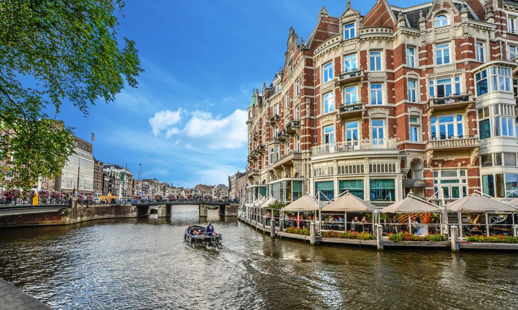 В Амстердам на выходные