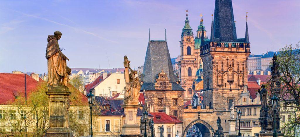 В Прагу на выходные