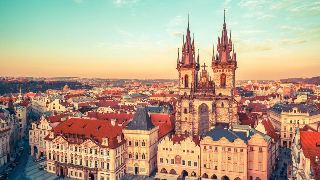 Тур Прага-Вена