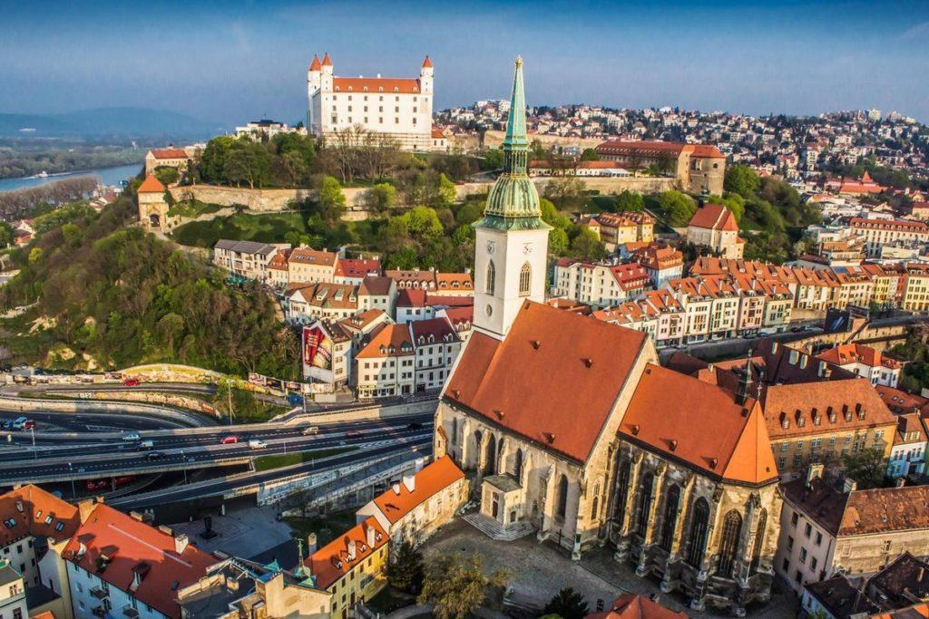 Словакия тур выходного дня