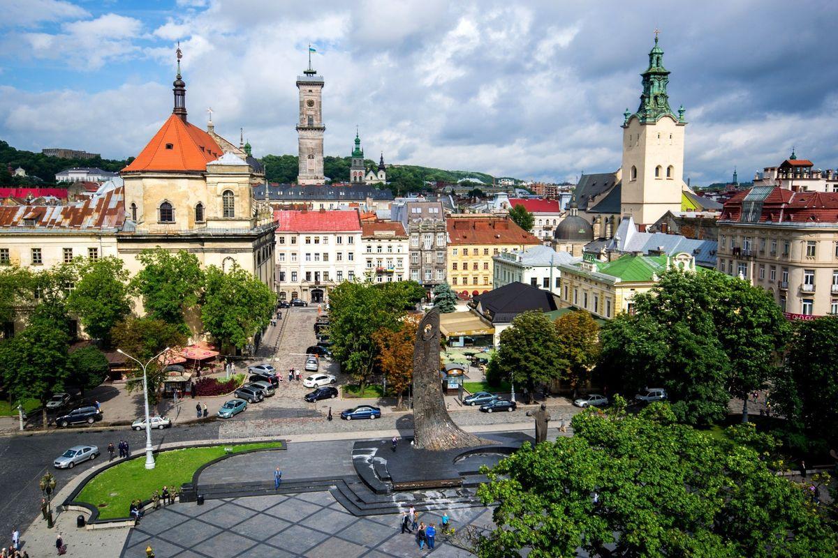 Тур во Львов 5 дней отель в центре