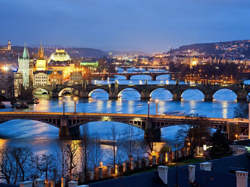Прага — Дрезден — Бастай